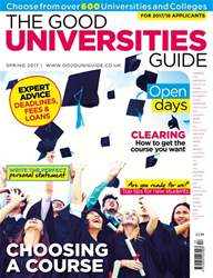 The Good Universities Guide 17 issue The Good Universities Guide 17