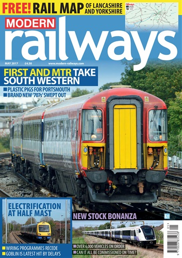 Modern Railways Preview