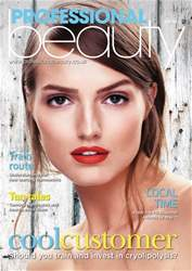 Professional Beauty May 2017 issue Professional Beauty May 2017