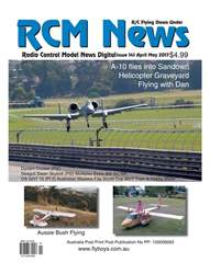 Radio Control Model News issue 141 issue Radio Control Model News issue 141