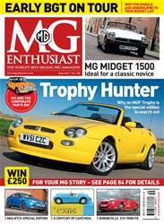 Vol. 47 No. 6 MG Midget 1500 issue Vol. 47 No. 6 MG Midget 1500