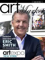 Art Market Magazine issue Issue #34  April 2017