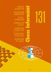 Chess Informant 131  (April 2017) issue Chess Informant 131  (April 2017)