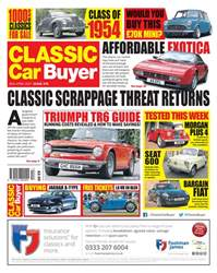 No. 379 Classic Scrappage Threat Returns issue No. 379 Classic Scrappage Threat Returns