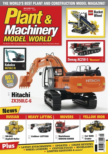 Plant & Machinery Model World Digital Issue