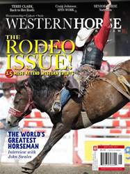 Western Horse Review issue 2017Issue3