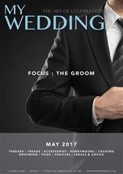 May 2017 - Groom's issue issue May 2017 - Groom's issue