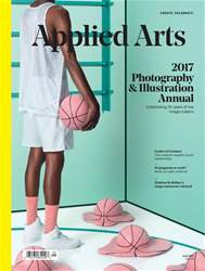 Applied Arts issue May/June 2017 - Photography and Illustration Awards
