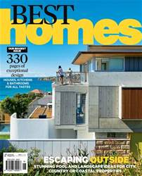 Best Homes Issue#6 issue Best Homes Issue#6