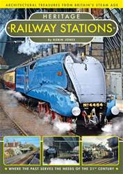 Heritage Railway Stations issue Heritage Railway Stations
