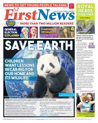 First News Issue 567 issue First News Issue 567