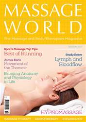 Massage World 96 issue Massage World 96