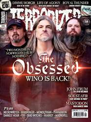 Terrorizer 281 - The Obsessed issue Terrorizer 281 - The Obsessed