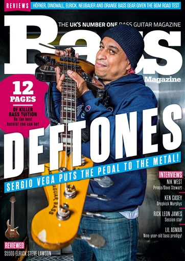 Bass Guitar Digital Issue