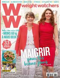 Weight Watchers Magazine France Magazine Cover