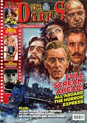 Issue 183: Full Scream Ahead! issue Issue 183: Full Scream Ahead!
