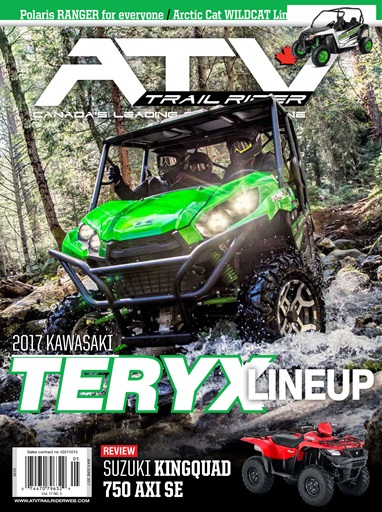 ATV Trail Rider Preview