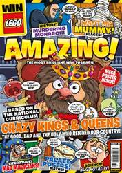 Amazing! Magazine issue Amazing! Magazine - Issue 32 - Crazy Kings & Queens