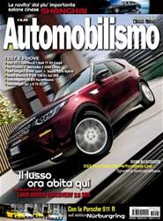 Automobilsimo 5 2017 issue Automobilsimo 5 2017