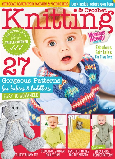 Knitting & Crochet Preview