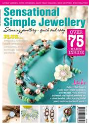 Sensational Simple Jewellery issue Sensational Simple Jewellery