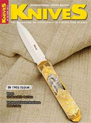 26 Knives International issue 26 Knives International