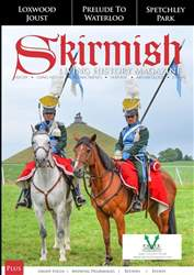 Skirmish Living History issue Skirmish Living History