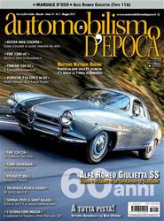 Automobilismo d'Epoca Magazine Cover