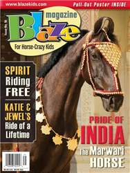 Blaze Magazine issue Issue No 56 Spring 2017