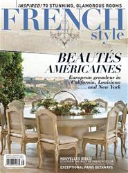 French Style Summer 2017 issue French Style Summer 2017