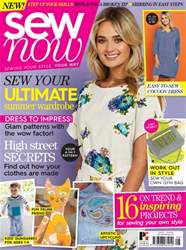 Sew Now 08 issue Sew Now 08