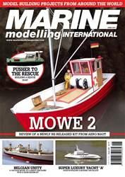 Marine Modelling Magazine Cover
