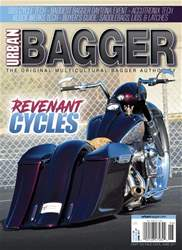 Urban Bagger Magazine Cover