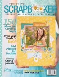 Creative Scrapbooker issue Summer 2017