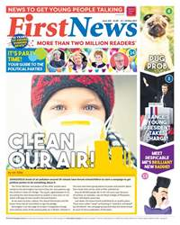 First News Issue 569 issue First News Issue 569