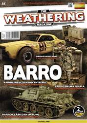 THE WEATHERING MAGAZINE NÚMERO 5: BARRO issue THE WEATHERING MAGAZINE NÚMERO 5: BARRO