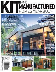 Kit Homes Yearbook Magazine Cover