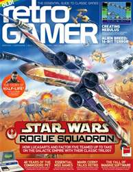 Retro Gamer Magazine Cover