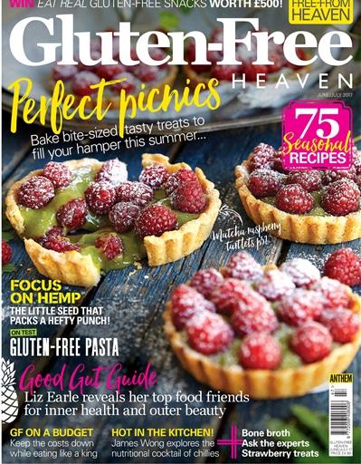 Gluten-Free Heaven Preview