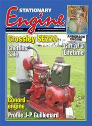 No. 520 Crossley SE220 issue No. 520 Crossley SE220