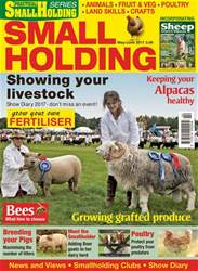 Issue 2: Showing your livestock issue Issue 2: Showing your livestock