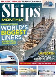 No. 631 World's Biggest Liners issue No. 631 World's Biggest Liners