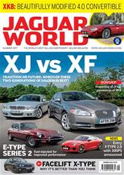 No. 185 XJ vs XF issue No. 185 XJ vs XF