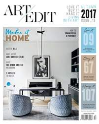 Art Edit | Autumn issue 13 issue Art Edit | Autumn issue 13