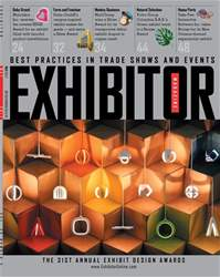 EXHIBITOR May 2017 issue EXHIBITOR May 2017