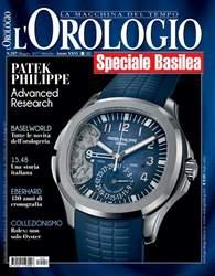 Maggio  2017 issue Maggio  2017