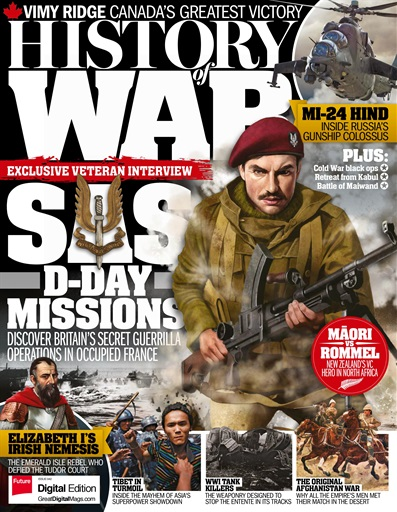 History of War Digital Issue