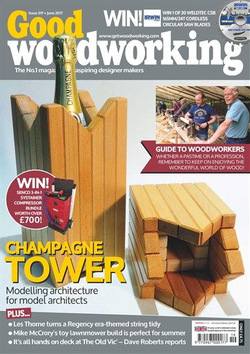 Good Woodworking Preview