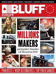 Bluff Europe May 2017 issue Bluff Europe May 2017