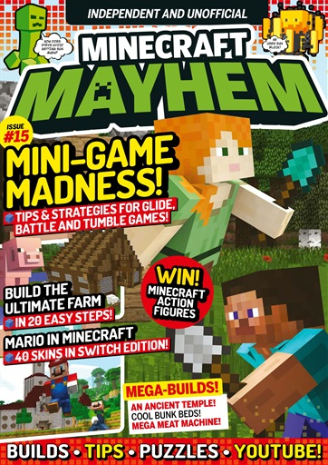 Minecraft Mayhem Preview